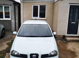 Seat Arosa, 2002 (52) Blue Hatchback, Manual Petrol, 72,757 miles