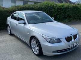 BMW 5 Series, 2010 (59), Manual Diesel, 165,000 miles