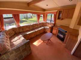 Bargain Static Caravan For Sale At Lagganhouse Country Park - Double Glazed And Heating Throughout!