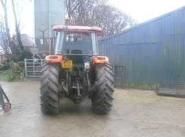 Kubota 9540 4wd tractor 13 Plate