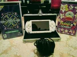 PSP Console & Games/Films