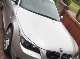 BMW M535, 2006 (56), Automatic Diesel, 77,500 miles