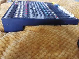 SFX8 Soundcraft Mixer