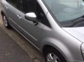 Renault Modus, 2008 (08) Silver Hatchback, Automatic Petrol, 72,754 miles