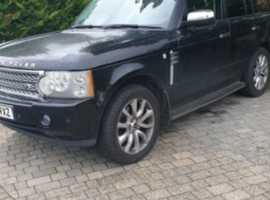 Land Rover RANGEROVER VOGUE TDI, 2007 (07), Automatic Diesel, 150,000 miles
