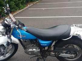 Suzuki RV125 (VanVan)