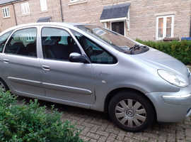 Citroen Xsara, 2006 (06) Silver Estate, Manual Petrol, 192,079 miles