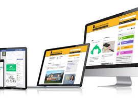 Construction Website Editor
