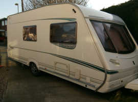 Abbey 2004 GTS 416 4berth caravan