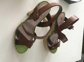 Miss Sixty platform sandals