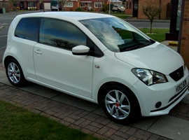 Seat Mii, 2012 (62) White Hatchback, Manual Petrol, 56,380 miles