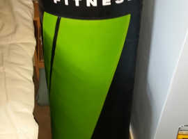 York Fitness punch bag .