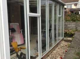 Large conservatory - free -  Weymouth