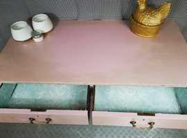 Upcycled Shabby chic desk