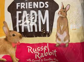 Russel Rabbit 2.5kg TIMOTHY MIX