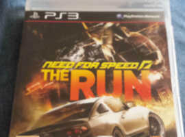 PlayStation 3 Need For Speed The Run Game | PS3 Game