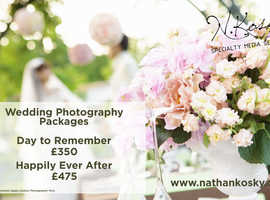 Wedding Photographer for Budget of £500