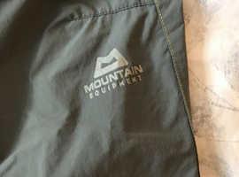 "Mens Mountain Equipment Comici Pants 32"" regular"