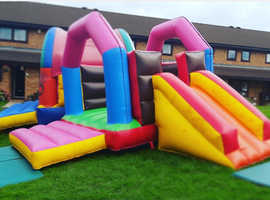 12x18 Childrens Castle with a Slide for Hire in the West Midlands £80