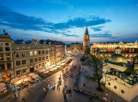 Krakow Christmas Break - Save Upto 40%