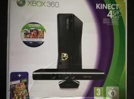Xbox 360 Kinect, Bush TV, 43 games & more