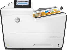 de Enterprise Color 556dn A4 Colour Inkjet Printer