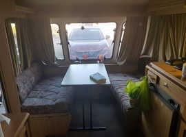 Elddis Crown Caravan