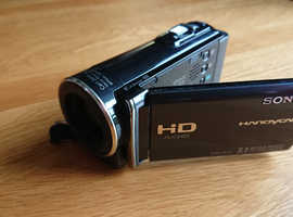 Sony HDR-CX115 Digital HD SD Card Camcorder
