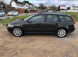 For Sale! my Volvo V50 SE Estate, VOLVO V50 ESTATE 2.OL-E4-TD-Diesel-6Speed-Full Service History 150,000 WELL MAINTAINED FROM NEW with all hand books
