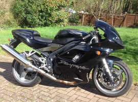 Triumph Daytona 955i 2006 (147hp model) 10,968 miles