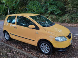 Volkswagen Fox new mot 1198cc service history drives fine