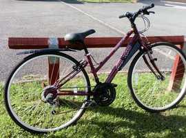 Apollo CX10 Ladies bike