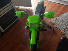 Motorbikes for sale 60£for both no chargers