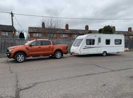 Boat caravan and trailer transport