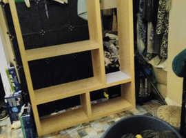 Shelving unit or room divider