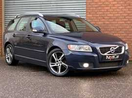 Volvo V50 1.6 D DRIVe SE Edition Tourer £0 Road Tax and a Very Full Service History with this Volvo