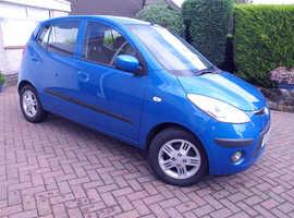Hyundai i10 Comfort, 2010, Automatic Petrol, 19,000 miles