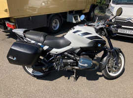 BMW R1150R Rockster Anniversary model 2005, 25,000 miles