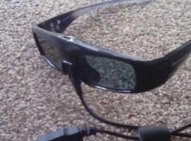 Panasonic 3 D Glasses