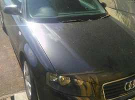 Breaking audi A3 Black Edition 2005