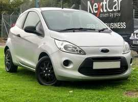 2013 Ford Ka 1.25 Studio Edition Very Low Miles, Full Service History, £30 Road Tax!
