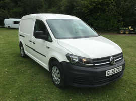 2016 66 VW Volkswagen Caddy Maxi 2.0 TDi C20 Bluemotion Technology