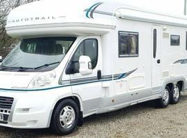 48b980ae8c Auto-Trail Motorhomes For Sale in Nuneaton