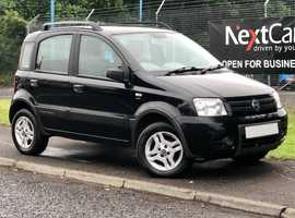 Fiat Panda 1.2 4×4 Edition Very Low Miles and a Fabulous Service History on this Compact 4 Wheel Drive