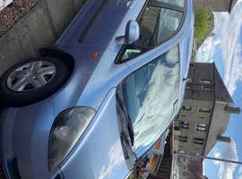Honda Jazz, 2004 (53) Blue Hatchback, Manual Petrol, 90,267 miles