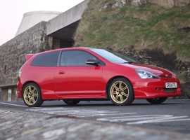 Honda Civic, Ep2 Sport type-r replica 2004 (04) Red Hatchback, Manual Petrol, 132,978 miles