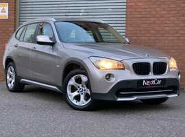 BMW X1 2.0 20d X-Drive SE Auto In Absolutely Immaculate Condition Throughout....Very Desirable Automatic