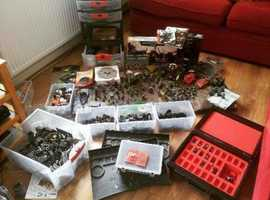 Wanted - Wargames, Warhammer, retro toys military items