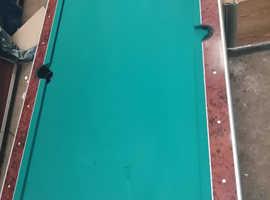 American Pool Table 8 x 4