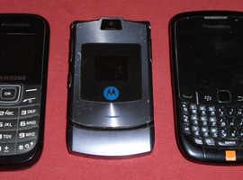Old Mobile Phones (price per phone)